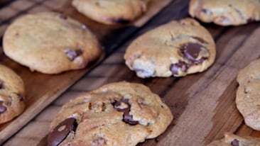 Homemade Bacon Chocolate Chip Cookies Recipe