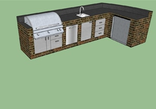 Before You Start Your Outdoor Kitchen