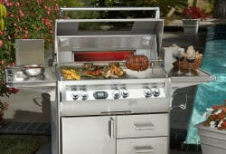 High Tech Gas Grills