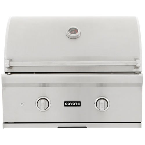 Coyote C-Series 28-Inch Built-In Gas Grill