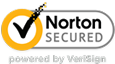 Norton Secured VeriSign Logo
