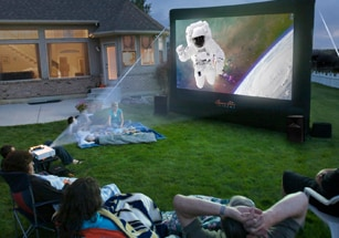 Take Home Entertainment Outdoors