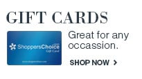 ShoppersChoice.com GiftCards